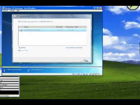 Windows 7 full install using an upgrade disk