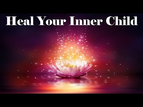 Healing Childhood Wounds – Emotional Detox – Wash The Pain Away  Subliminal Meditation