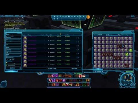 SWTOR: How I make credits