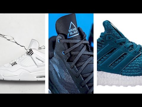 PURE MONEY Jordan 4, Parley Ultra BOOST and more on HEAT CHECK