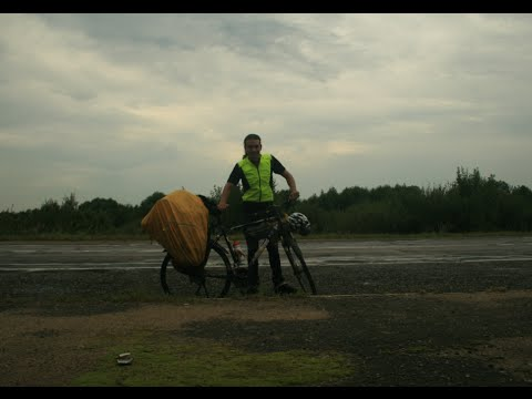 Bicycle trip from Dubna to Rostov