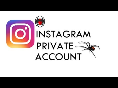 How to make your Instagram private