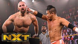 Kushida vs. Oney Lorcan – NXT Cruiserweight Title Match: WWE NXT, April 20, 2021