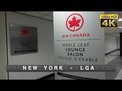 Air Canada Maple Leaf Lounge at New York LaGuardia (LGA)