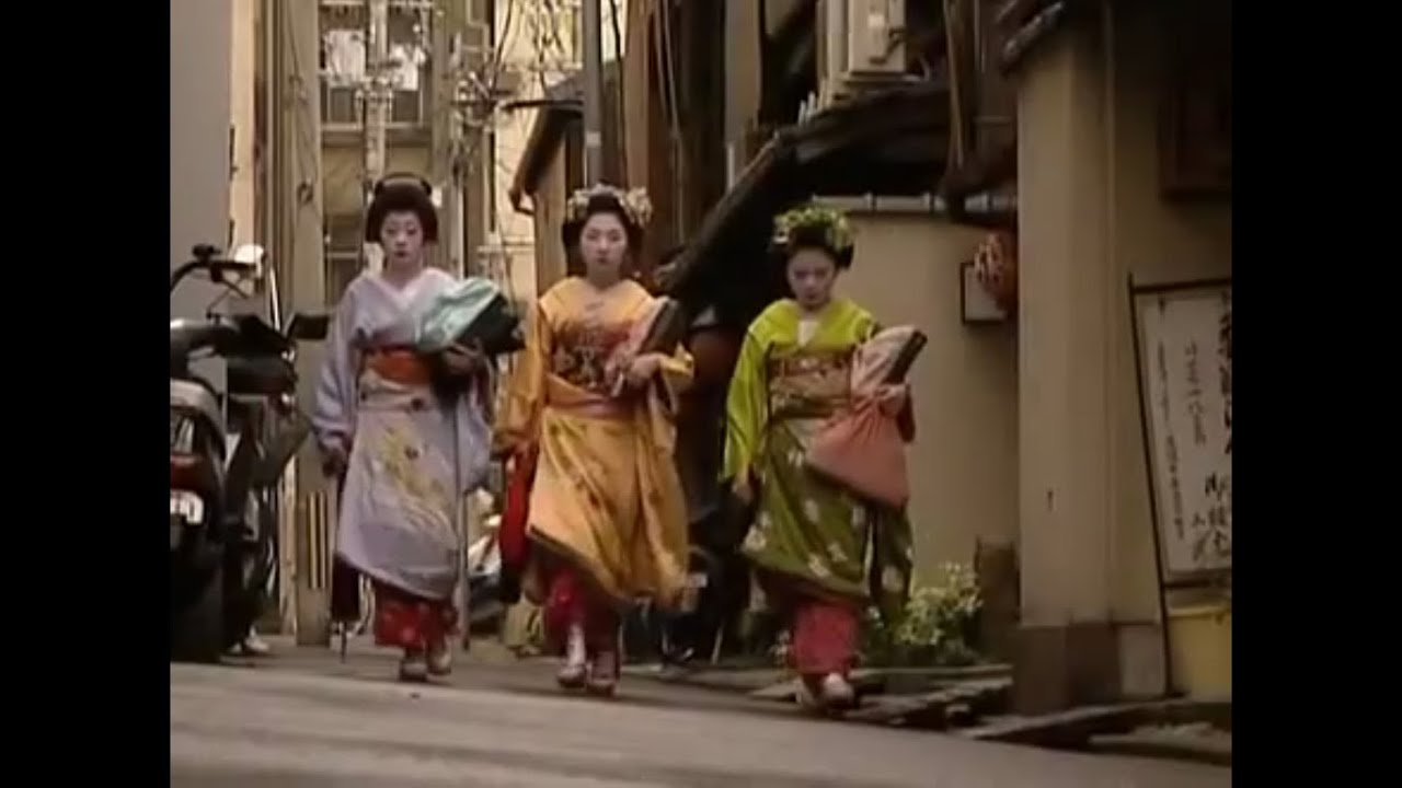 Download [English] The Secret Lives of Geisha MP3 Gratis