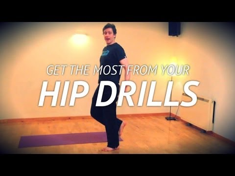 Get The Most From Your Hip Drills - Running Strength Tips
