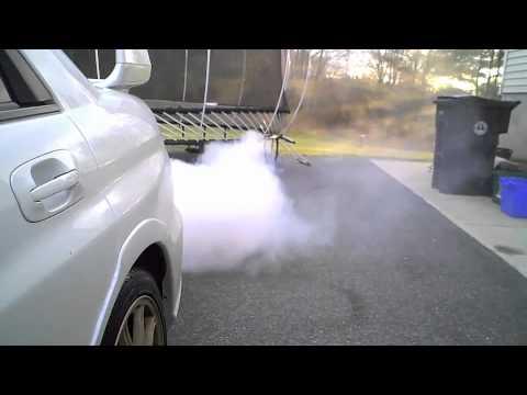 Remove Carbon Deposits from Subaru Sti using Sea Foam