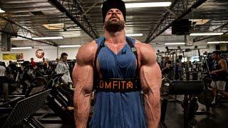 BIG UPPER CHEST & ARM ROUTINE