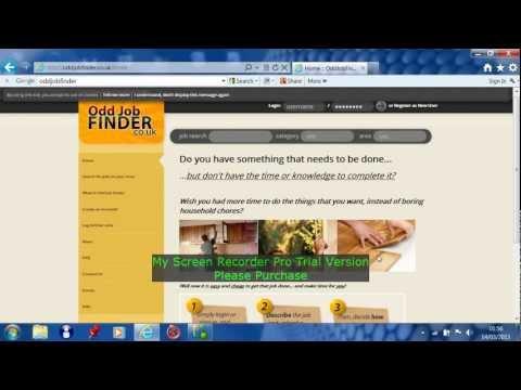 odd job finder    oddjobfinder.co.uk