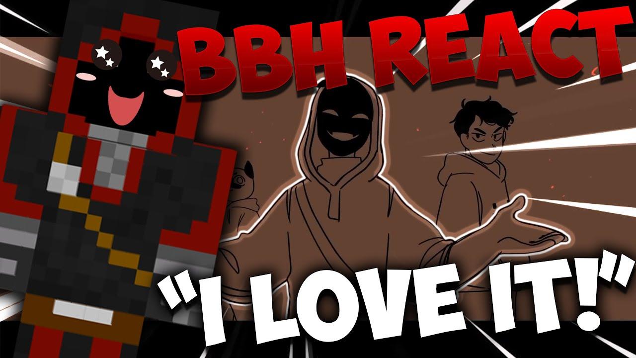 BadBoyHalo Reacts To Sadist's Dawn Of The 16th Dream Smp Animation \ Sadist Animatic
