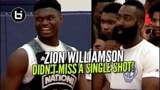 Zion Williamson Didn