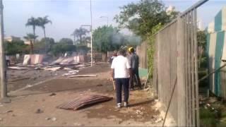 #x202b;هجوم القنابل المسيلة للدموع العباسية 4/5/2012#x202c;lrm;