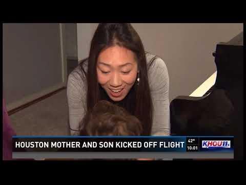 Houston mother, family kicked off Spirit flight