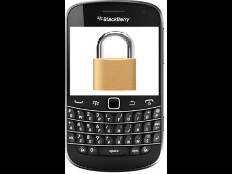 How to remove Blackberry IT Policy on a Bold 9900 and other models