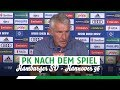 PK Nach Dem Spiel Hamburger SV Hannover 96