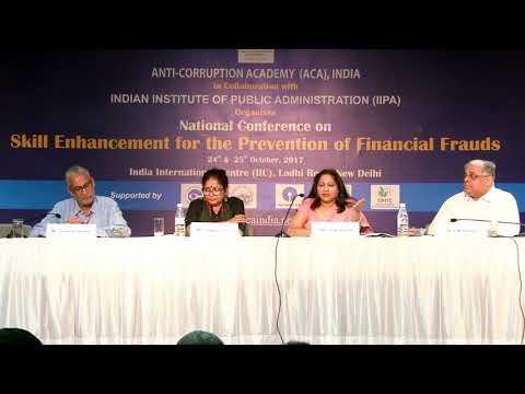 Adv Girija Verma ACA's Connivance Fraud in a Public Sector Fraud CAG Audit