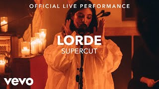 Lorde - Supercut (Vevo x Lorde)