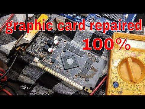 desktop graphic card  100% repaired