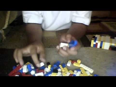 How to make a LEGO ipod case:part 1