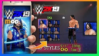 Wwe no Mercy 2k18 best mod link in a description《AD games》 | Music