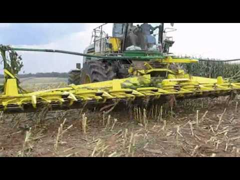 7950 & 7750 chopping corn