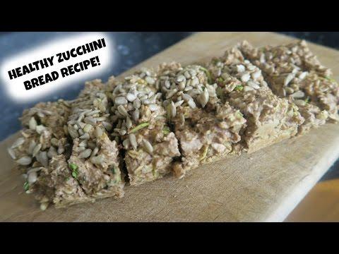 Super SIMPLE, Super HEALTHY, Super DELICIOUS Zucchini Bread Recipe!