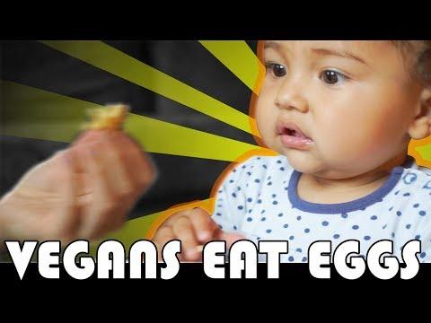 🤢 VEGANS EAT EGGS 🤢 FAMILY DAILY VLOG