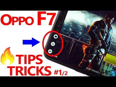 OPPO F7 - The Best Hidden Features, TIPS & TRICKS, Tutorial #1/2