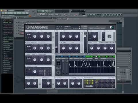 How to Make: Wip/Woop Synths, like Knife Party & Tantrum Desire