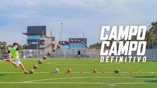 CAMPO A CAMPO DEFINITIVO ¡Retos de Fútbol!