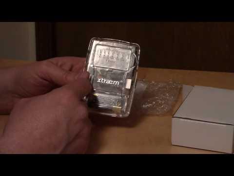 Xtraem DL2 T AM FM Clear Pocket Radio ( prison radio)