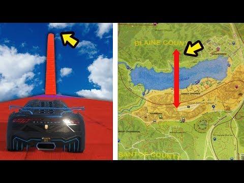 GTA 5 - Você pode saltar sobre o mar de alamo? (Assistindo)