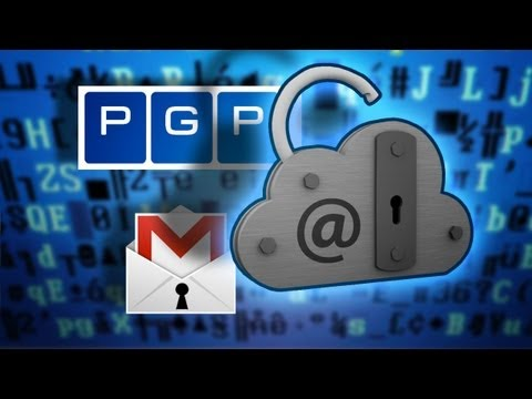 How to Encrypt Gmail, Outlook, or Yahoo Webmail Using PGP
