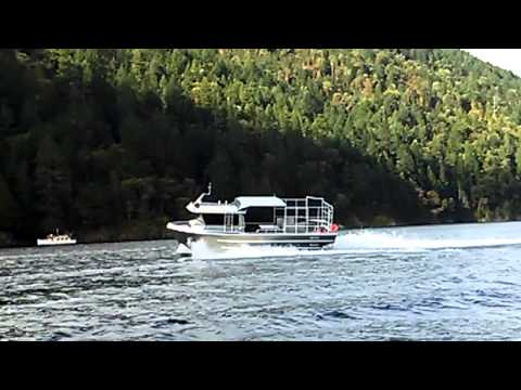 NorthWest Aluminum Boat goes on the attack