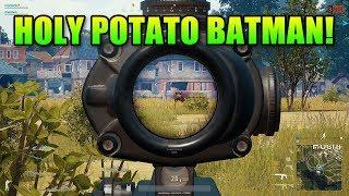 Holy Potato Batman! | Player Unknown
