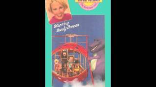 Barney & The Backyard Gang: Three Wishes Cassette