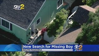 Detectives Search South Pasadena Home Of Missing 5-Year-Old