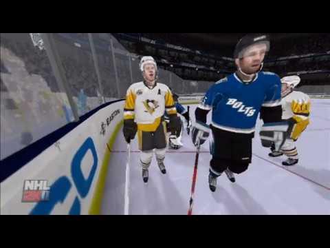 NHL 2K11 - Penguins @ Lightning