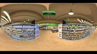 360° Virtual Reality Shopping Tour