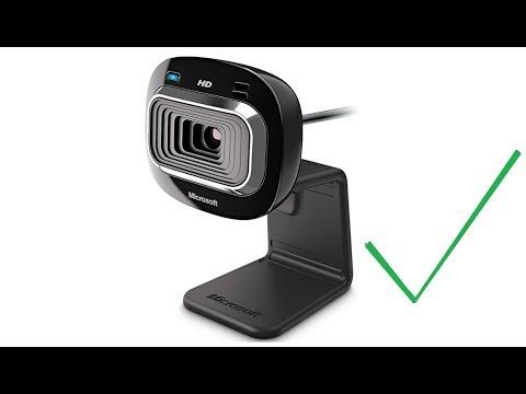 Microsoft LifeCam HD-3000 Full Review