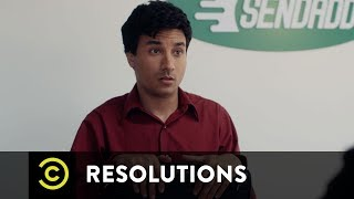 Finding a Job You Love - Resolutions