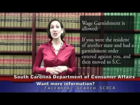 The Truth About Wage Garnishment: When they can and cant take your money