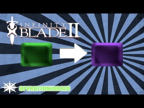 Infinity Blade 2 How To Change the Element of an Attack Gem
