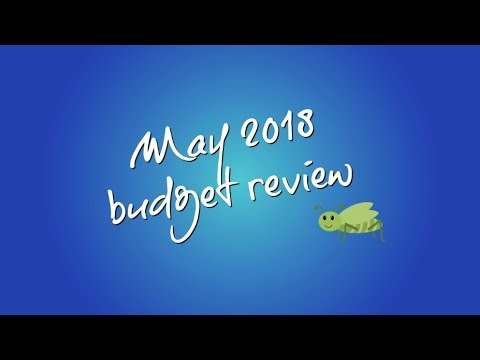 May 2018 Budget Report