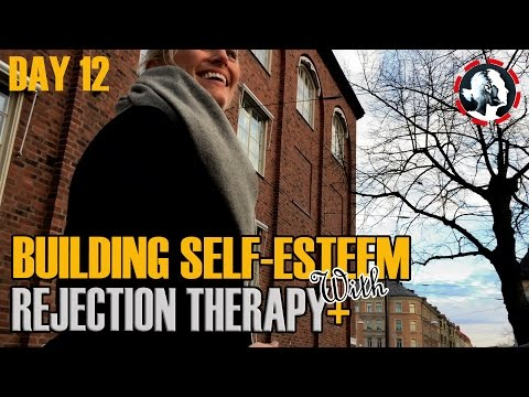 Approach a Girl on the street & ask for her number - Rejection Therapy to Build Self-Esteem week 3