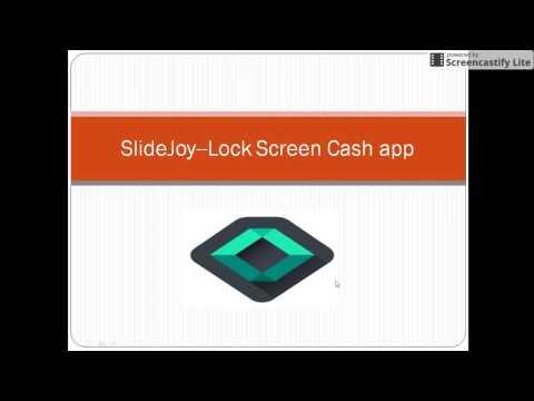 How to earn money using SlideJoy App