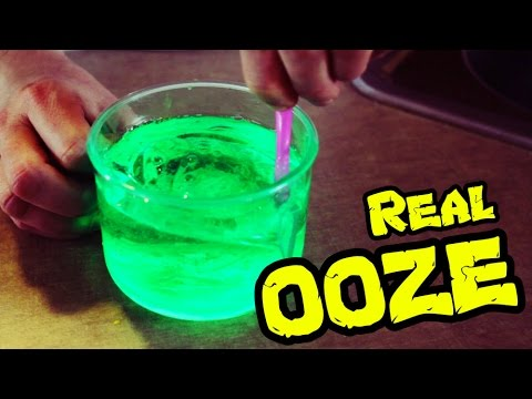 How to Make GLOW-IN-THE-DARK Ninja Turtles Mutagen Ooze