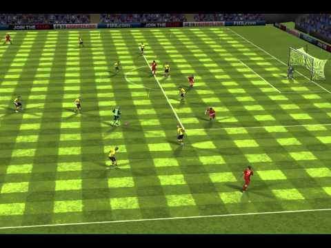 FIFA 13 iPhone/iPad - FC Bayern vs. Bor. Dortmund