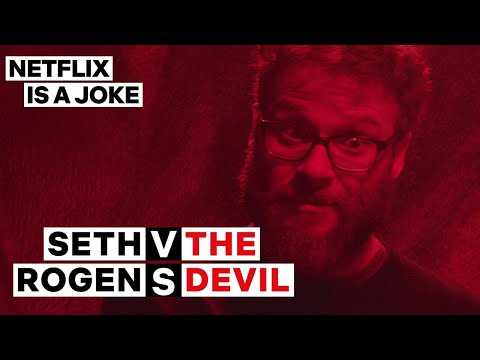 Seth Rogen's Hilarity for Charity | Clip: Seth vs. The Devil | Netflix