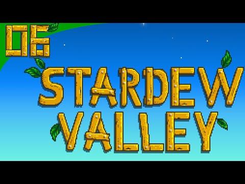 Stardew Valley | Episode 6 | Mining + Killing Slimes + Dog!